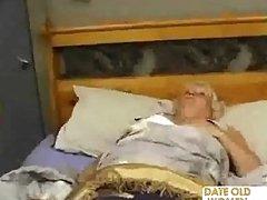 Bulky Older Copulates The Massage Boy