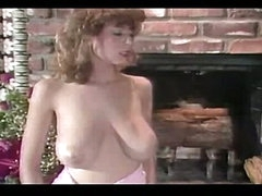 Christy Canyon and Rikki Blake - Sexy Lesbo Scene