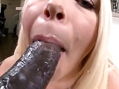 Chicks demonstrate delights before having sex with one dude