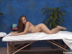 Hawt Tiffany gets totally nude